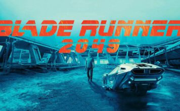 """Image from the movie """"블레이드 러너 2049"""""""