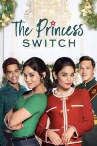 The Princess Switch Poster